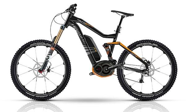 Electric bike conversion process